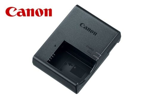 Genuine Canon Battery Charger LC-E17 E17E for EOS Rebel T6i and T6s DSLR Cameras