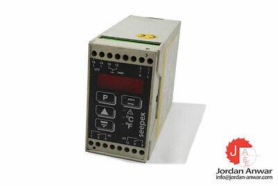 Seepex Sgrtse 230v Temperature Control