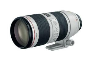 Canon 70-200mm F2.8 IS L II SUPERB