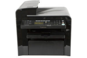 Canon black and white laser printer- good condition