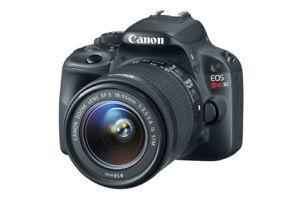 Canon Camera SL1