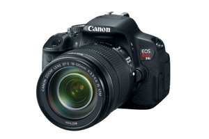 Canon t5i 18-135mm kit