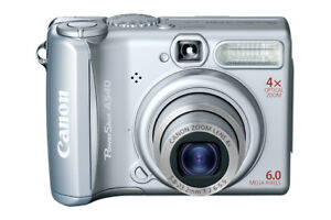 Canon PowerShot A540 - As New !