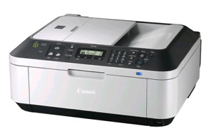 Canon MX340 wireless all in one printer works perfectly in good