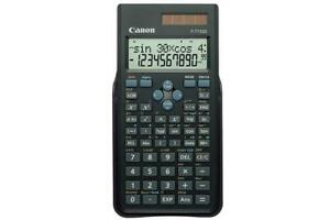 Canon 5730B018 12-Digit 2-Line Scientific Calculator (Open Box)