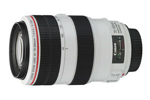 Canon Lens EOS 70 - 300mm IS L Series - Mint - Low Price!