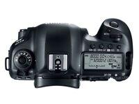 Canon EOS 5D Mark IV 30.4MP Digital SLR Camera - Black (Body Only) Brand New