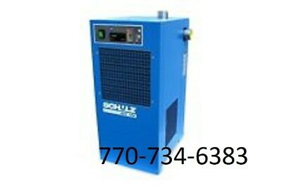 Refrigerated Air Compressor Dryer - 100cfm 100-125 Cfm