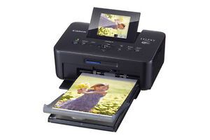 "Canon Selphy CP900 4""x6"" Photo Printer with Ink and Paper"