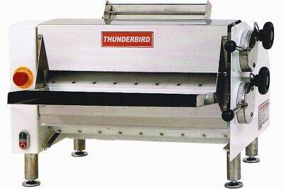 New Thunderbird Tbpr-690 Pizza Dough Roller 5-20