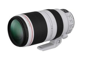 Canon 100-400mm L IS USM mark II brand new