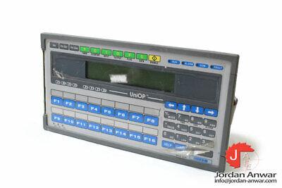 Uniop Tu304 Control Panel