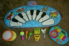 ELC Baby / Toddler Toys Music Bundle