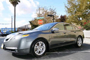 2009 Acura TL technology package No accident!