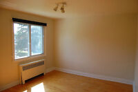 Quiet NDG Upper Duplex, 3brs (5.5 rooms), Heated, July 1st