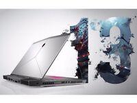 Alienware 13 r3, OLED (2560*1440) i7, 32g ram, 512g ssd.GTX 1060.