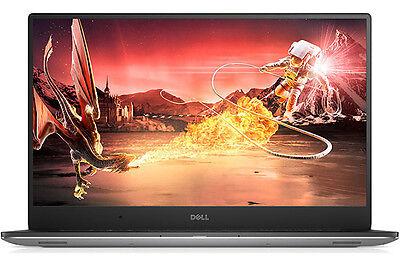 DELL XPS 15 9560 i7-7700HQ 3.8GHz/16GB/512GB SSD 1080P NVIDIA 4GB GTX 1050 WIN10