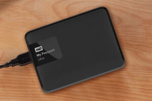WD MY PASSPORT ULTRA 1TB Brand New, Sealed -Yes Available