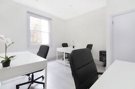 5 Person Office Space In London Notting Hill Gate | £92 per person p/w - Cost Effective Office Space