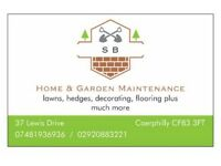 SB Home & Garden Maintenance Services