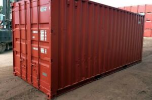 Wanted: WTB Wanted - 20 foot Shipping Container 20ft Container