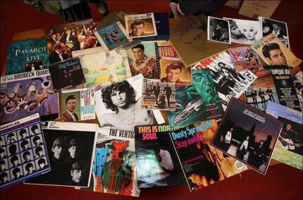 Wanted: $$ Cash Paid for Vinyl Record LP's $$
