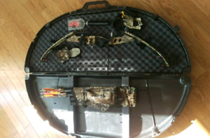 Browning Compound Bow and Accessories