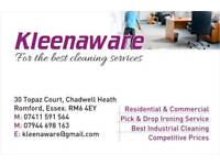 Cleaning services in East London and essex