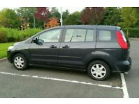 Mazda 5, very low milage, 7 seater