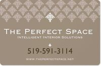 The Perfect Space - Painting by professional painters