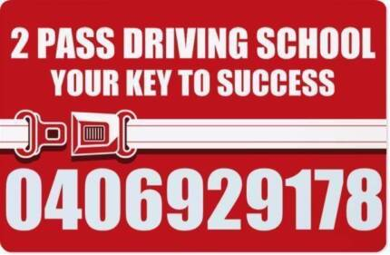 2 PASS DRIVING SCHOOL West Perth Perth City Preview