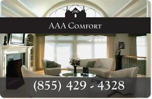 A/C Cooling Air Condition Repair Service Install Debit/MC/Visa Cambridge Kitchener Area image 1