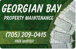 NOW BOOKING SEASONAL LAWN CARE CALL TODAY
