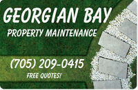 NOW BOOKING SEASONAL LAWN CARE! CALL TODAY