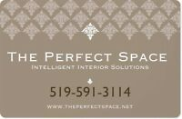 The Perfect Space - HARDWOOD, LAMINATE, TILES