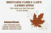 Book now for your Lawn/landscaping needs for 2016