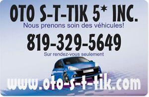 OTO S-T-TIK 5* INC.