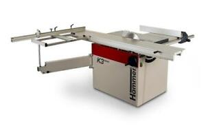 Precision sliding table saw - Hammer K3 Winner