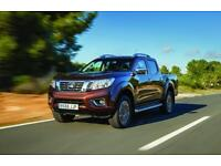 NEW Nissan NP300 Navara 2.3dCi Double Cab 4WD (Euro 6)