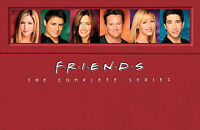 BRAND NEW , COMPLETE SERIES ,  FRIENDS, DVDS