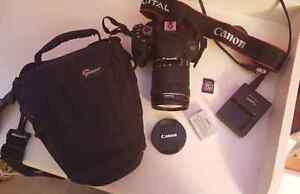 Like new CANON EOS T5i with accessories  West Island Greater Montréal image 1