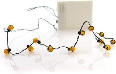 Department 56 Halloween PUMPKIN LIGHTS (12 LED light strand) #56.52700