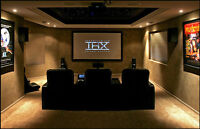 Control4, Home Automation, Security, Home Theaters, Central Vac
