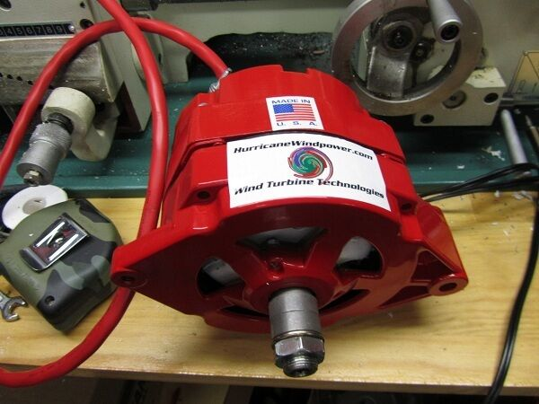 12 Volt Wind Generator Permanent Magnet Alternator N 52 For Heavy Amp Turbine