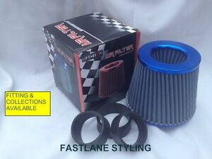 PEUGEOT 106 107 206 UNIVERSAL PERFORMANCE AIR FILTER K&N TYPE INDUCTION KIT 73