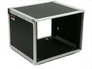 OSP 8 Space 8u Studio Install Rack Case 19