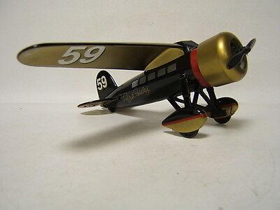 Die Cast Airplane Bank Alliance Racing Team  59