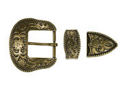 Antique Rodeo Belt Buckle