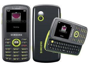 New-UNLOCKED-Samsung-Gravity-T459-Green-T-Mobile-Cellular-Phone