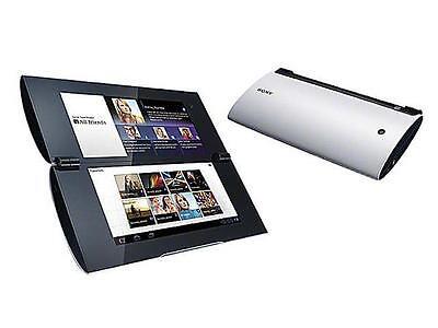 NEW UNLOCKED DOCOMO SONY TABLET P 5.5 DUAL SCREEN 4GB 3G WIFI ANDROID HONEYCOMB